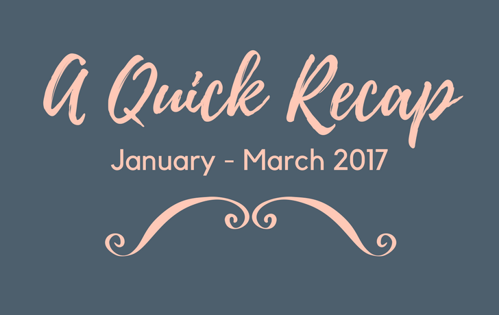 TWILIGHT BARK UK Recap: January – March '17
