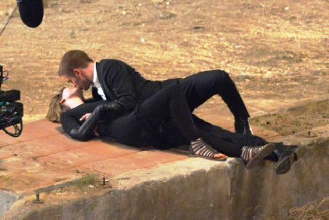 Rob Filming Maps To The Stars LA Day 5 Twilight Girl