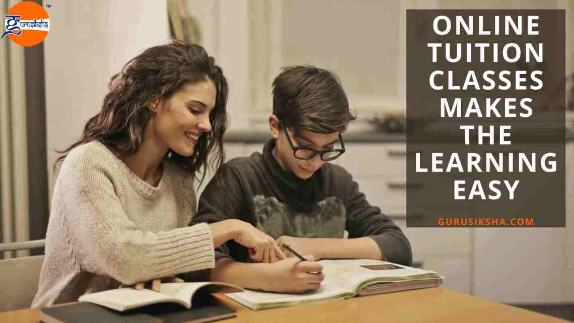 How Online Tuition Classes Help In Learning Maths And Physics For Class 12?