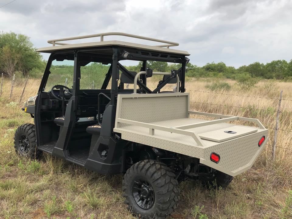 custom hunting rigs jeeps trucks