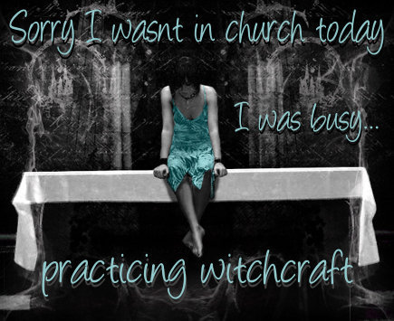 Witchcraft & The Occult