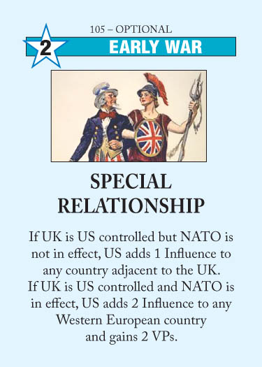 Special Relationship Twilight Strategy