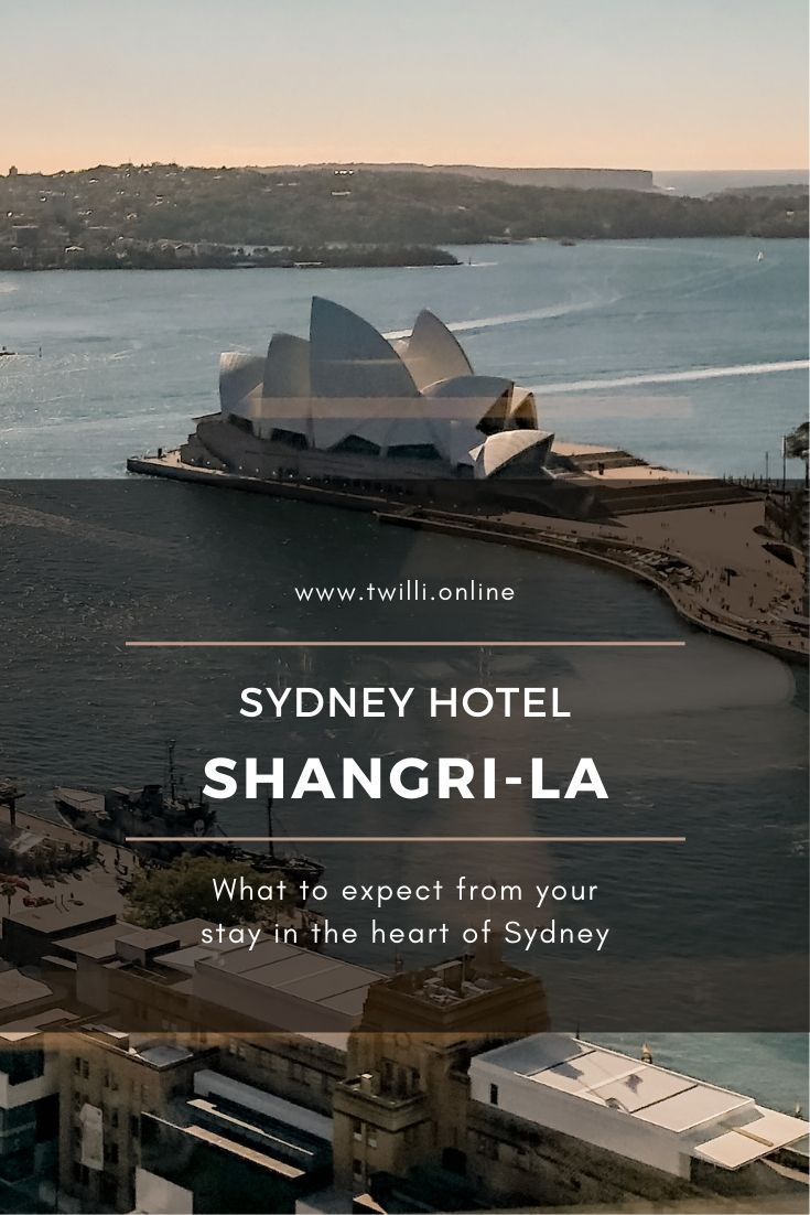 Sydney hotel Shangri-La - What to expect from your stay in the heart of Sydney
