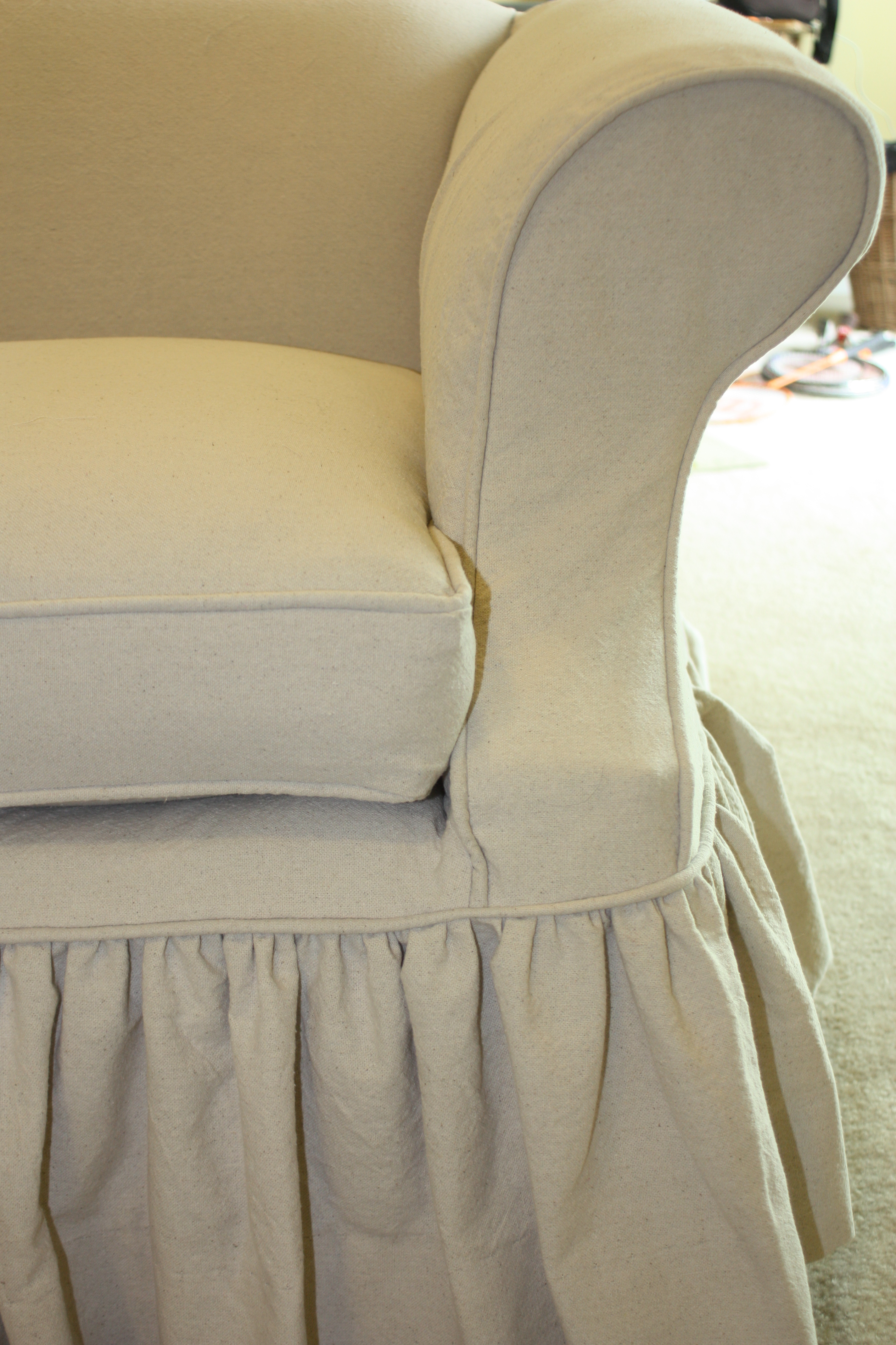 custom dining chair slipcovers clear plastic desk project gallery | twill slipcover studio