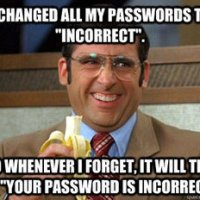 Brick Tamland Has A GREAT Idea For Passwords...