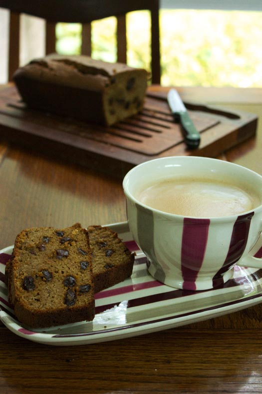 Gluten-Free Tea Brack