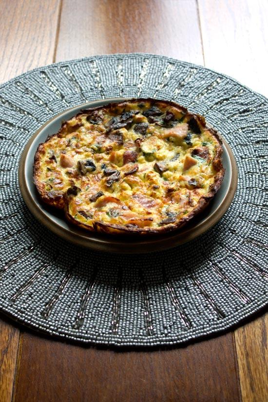 Irish Breakfast Frittata