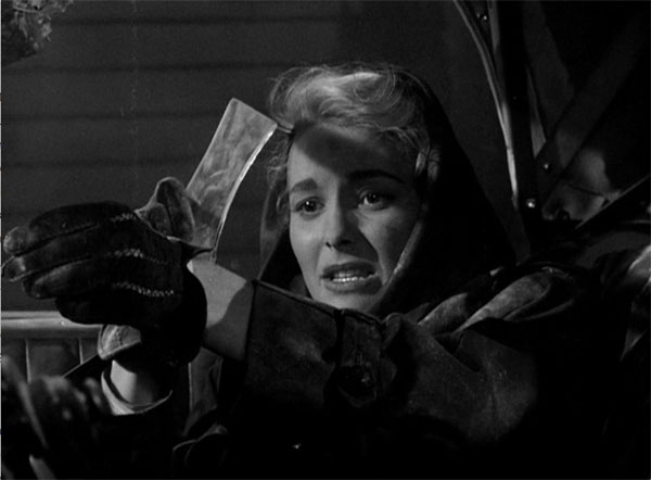 Patricia Neal in the You Can Take Your Fountainhead With You and Swing It!
