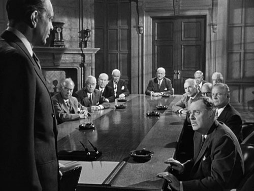 Shot from The Fountainhead (1949)