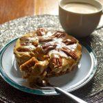 Bitter Toffee Pecan Pie