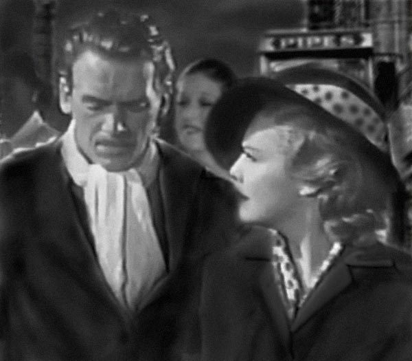 Douglas Fairbanks Jr as Peter Keating in the lost classic that never was