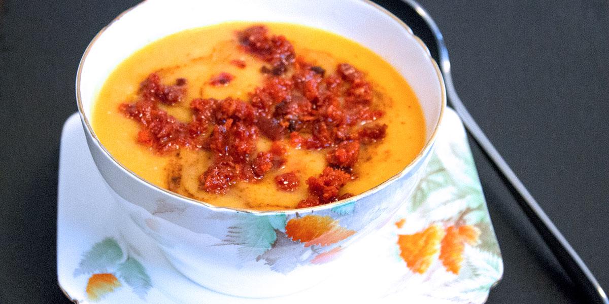 Split Pea and Chorizo Soup