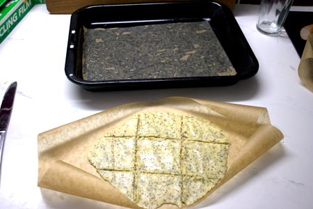 shape crackers