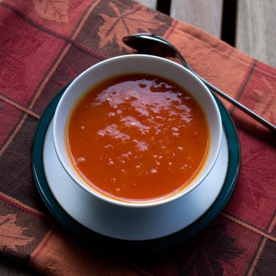 Sweet Tomato Soup