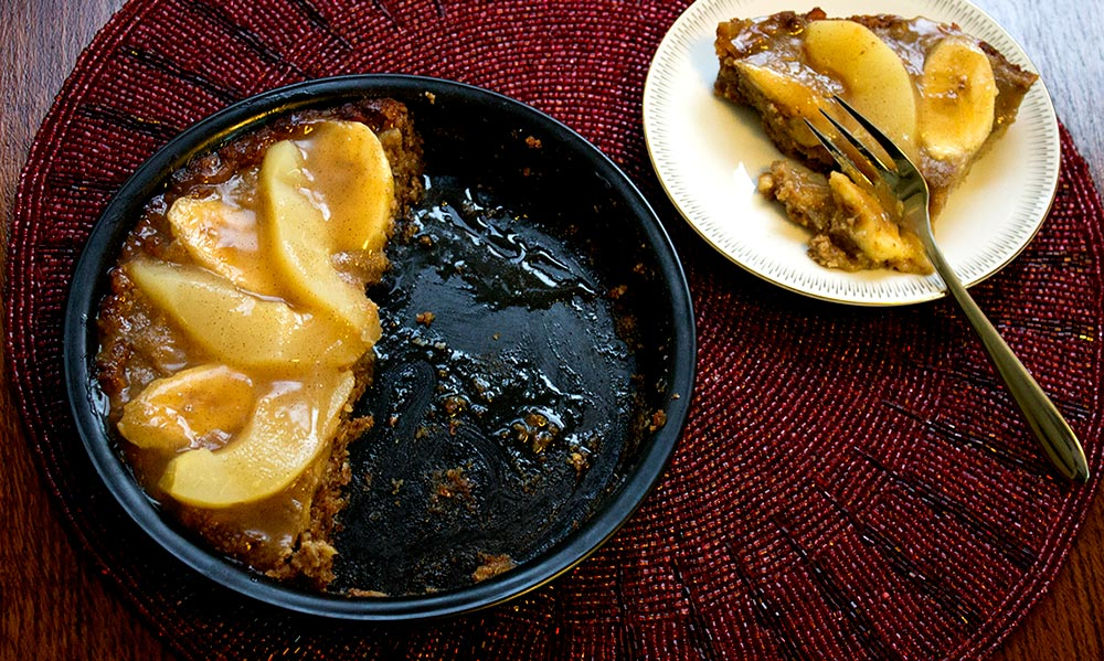 Banana Pear Pie