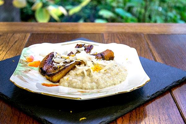flambeed-bananas-with-baked-vanilla-coconut-rice-pudding1