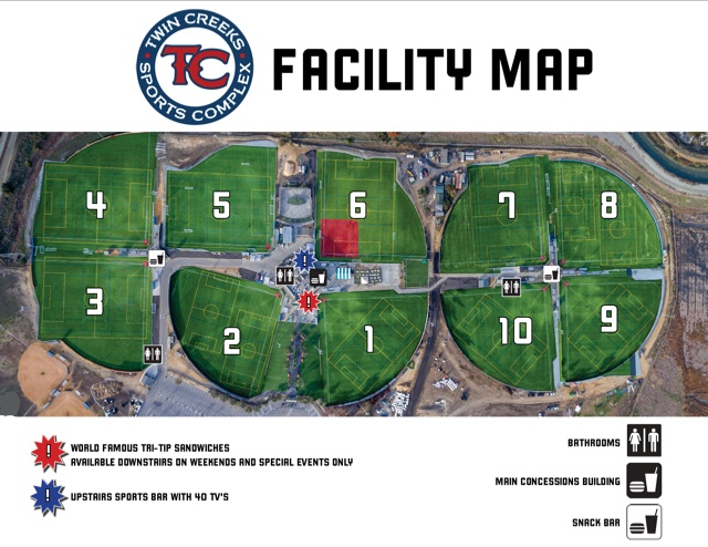 TC Facility Map