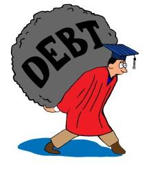 debt college student money financial tips parents planning cities