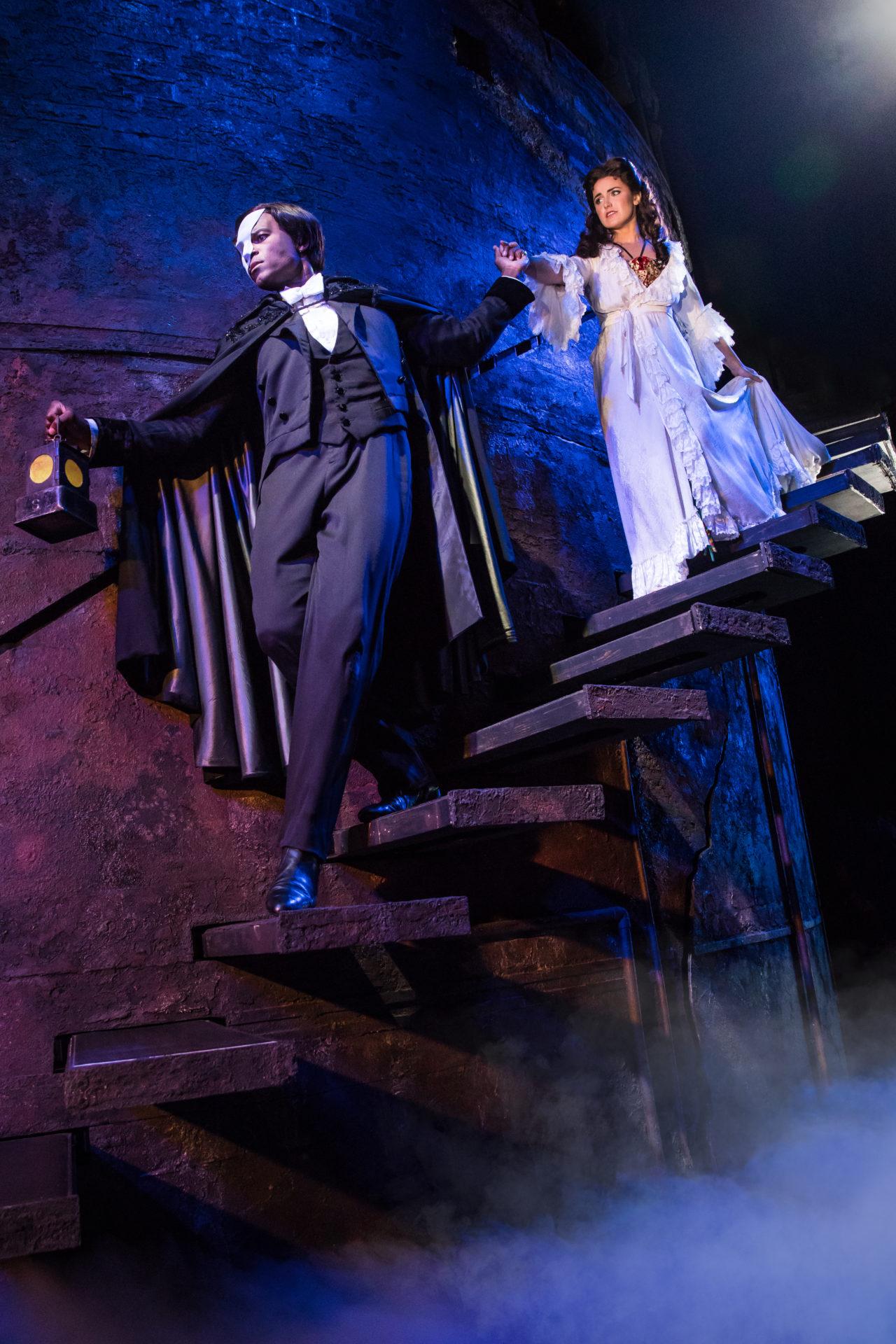 REVIEW Darkly Beautiful Phantom of the Operas Triumphant