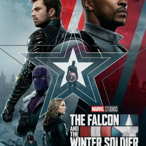 Falcon Winter Soldier Mini Poster #2