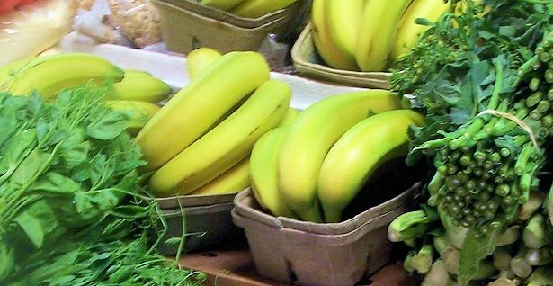 Bananas at the Hmongtown Marketplace
