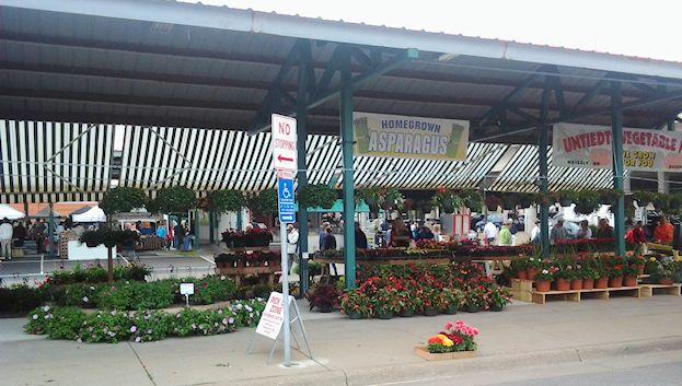 The Farmers' Market Annex.