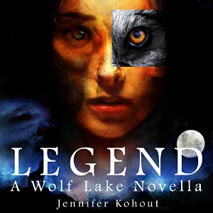 Cover art for Legend by Jennifer Kohout