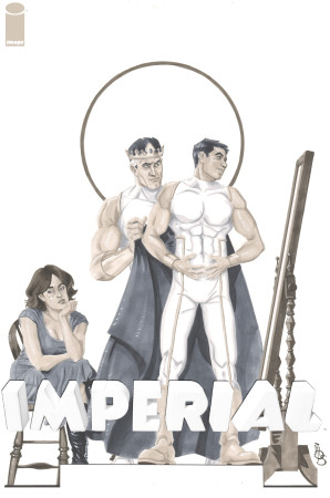Imperial #1 cover image