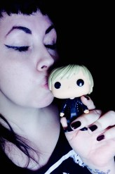 This is my boyfrie—uh, this is an example of POP! vinyl figure.