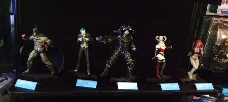 More resin figures.