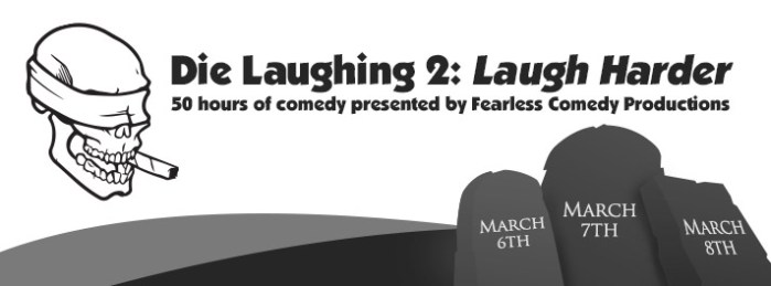 Die Laughing 2: Die Harder