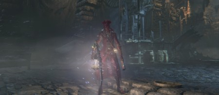 Blood in Bloodborne