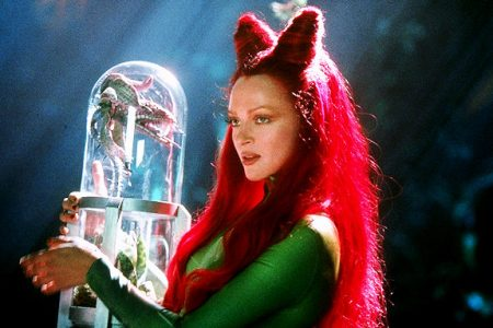 Uma Thurman as Poison Ivy in Batman and Robin