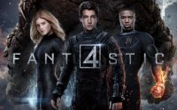 Movie poster for Fantastic Four