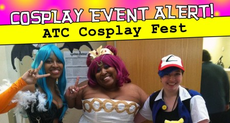 Cosplay Event Alert! graphic
