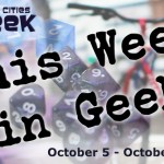 This Week in Geek (10/05/15-10/11/15)