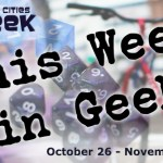 This Week in Geek (10/26/15-11/01/15)