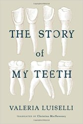 The Story of My Teeth cover