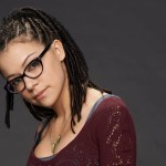 Promotional image for Orphan Black showing Cosima