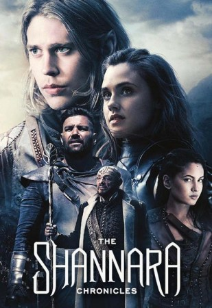 The Shannara Chronicles series poster showing several of the characters