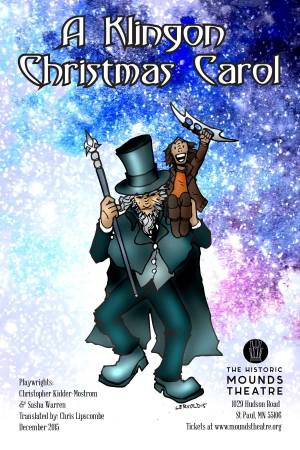 Show image for Klingon Christmas Carol