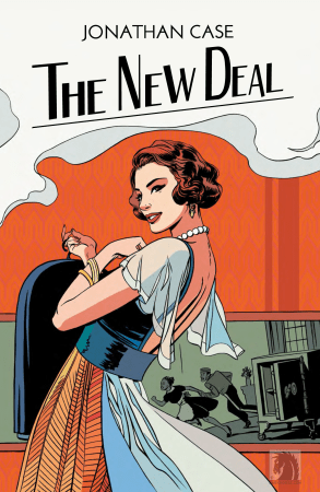 Cover of The New Deal by Jonathan Case