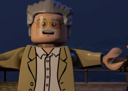 Stan the (Lego) Man