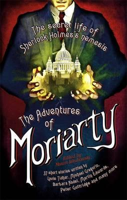 Adventures of Moriarty cover