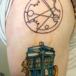 Tardis and Gallifreyan