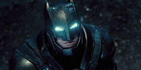 Ben Affleck as Batman in Dawn of Justice