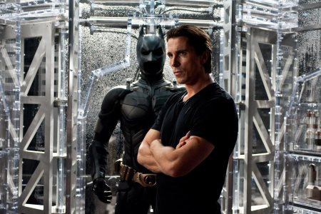 Christian Bale and the Batsuit from The Dark Knight trilogy.