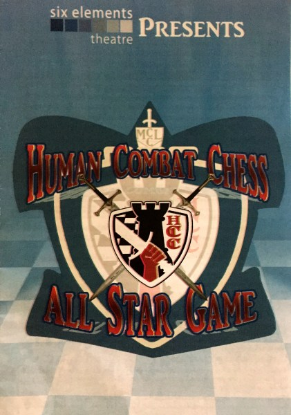 Midwest Combat Chess League All-Star Game Apr 29-May 2 & May 5-7