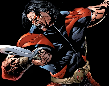 James Proudstar (Warpath) Image courtesy of Marvel Entertainment.