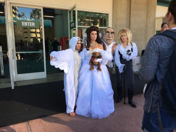 Labyrinth Group Cosplay